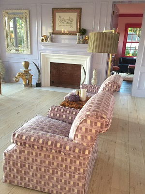Living Room Armchairs Greenwich CT