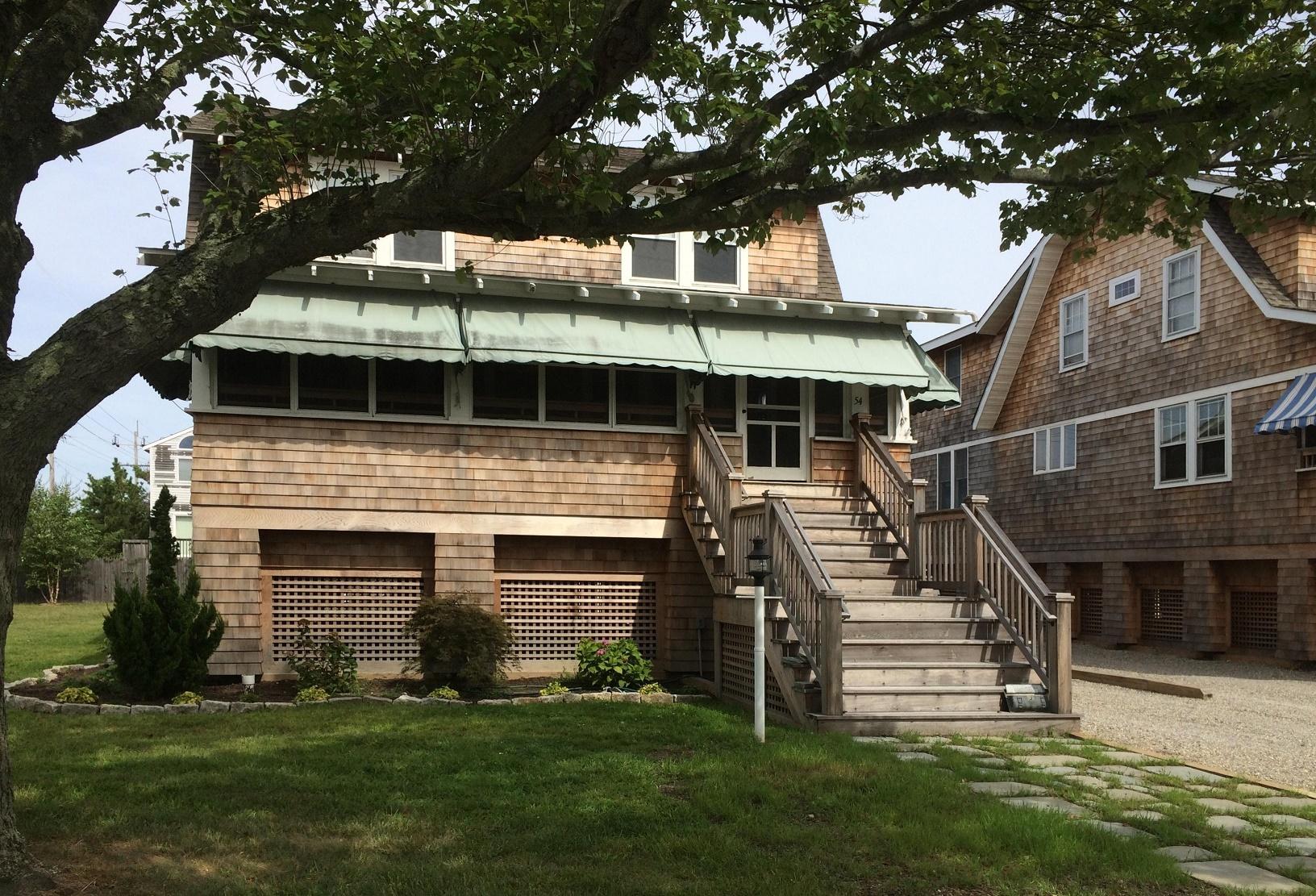 Richard Bubnowski Design LLC NJ raised house after Hurrican Sandy